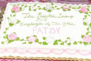 Patsy Taylor Cake